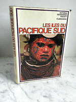 Las Islas de La Pacific Sud National Geographic Society Flammarion 1977