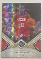 2010-11 Panini Spotlight Jrue Holiday Rainbow 23/49 Philadelphia 76ers #14