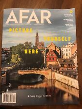 AFAR Magazine NOV/DEC 2017 Picture Yourself Here CARIBBEAN TEL AVIV NEW