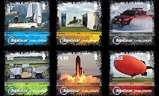 Isle of Man 2011 Top Gear challenges televisieprogramma serie    postfris/mnh