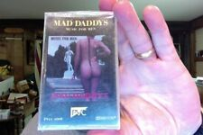 Mad Daddys- Music for Men- new/sealed cassette tape- rare?