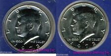 1972 P & D Kennedy Half Dollar pair Choice/Gem Bu No Reserve