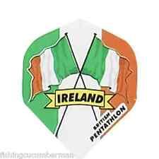 2 SETS OF IRELAND FLAGS DART FLIGHTS