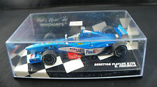Minichamps Benetton Playlife B198  ◊ G.Fisichella ◊ 1/43◊ boxed/en boîte