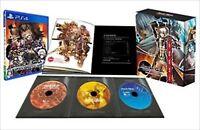 PS4 .hack//G.U. Last Recode PREMIUM EDITION CD Blu-ray Booklet Japan F/S NEW