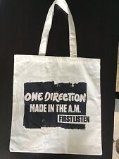 One Direction Canvas Tote from Special Movie Premier