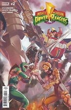 MIGHTY MORPHIN POWER RANGERS #2 REGULAR COVER BY BOOM COMICS