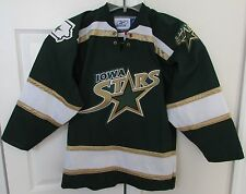 Iowa Dallas Stars AHL Hockey Jersey Youth Large by Reebok/CCM