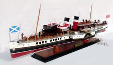 "Waverley Paddle Steamship Model 32"" Ready Display"