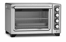 """KitchenAid Steel 12"""" Convection Countertop Toaster Oven Bake Broil R-KCO253CU"""