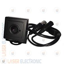 """MINI MICRO TELECAMERA PINHOLE NASCOSTA AHD 1/3"""" Sony CMOS (IMX323+NVP2441H) 90°"""