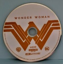 Wonder Woman 2017 4K Ultra Hd Disc Only