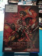 DRIFTERS - 3 DVD -  EDIZIONE LIMITATA 259/700 - DYNIT - SCONTO 30%