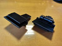 Cerniere coperchio giradischi - Hinge clips for Sony PS-LX300H turntable cover