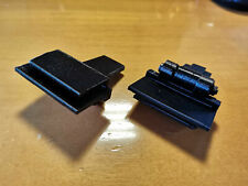 Cerniere coperchio giradischi - Hinge clips for Sony PS-LX300H turntable cover