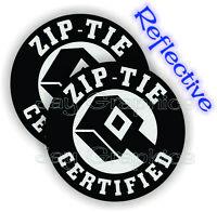 Hard Hat StickersFunny Certified CAULK MASTERHelmet Decals Caulk Gun 2pk