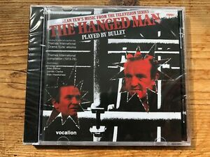 THE HANGED MAN (Alan Tew) OOP Expanded TV Soundtrack Score OST CD SEALED