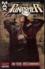 Punisher MAX Volumes 1-4 + Kingpin Garth Ennis & Jason Aaron Marvel Comics TPBs