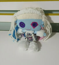 ABBEY ABOMINABLE MONSTER HIGH PLUSH TOY CHARACTER TOY 22CM! 2009 MATTEL!