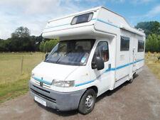 2000 Campervans & Motorhomes with Immobiliser