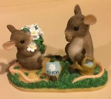 Charming Tails Figurine - I Love You a Whole Bunch - Fitz and Floyd