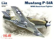 ICM 1/48 P-51A Mustang # 48161