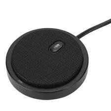 Universal USB Omnidirectional 360° Microphone Mic For PC Desktop Laptop Computer