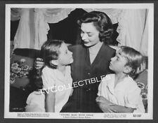 8x10 Photo~ YOUNG MAN WITH IDEAS ~1952 ~Ruth Roman~Donna Corcoran~Nadine Ashdown