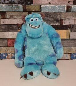 "Disney Pixar Monsters Inc Sully Plush Large 21"" Soft Cuddly Toy Teddy"