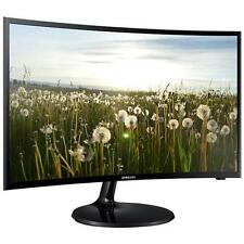 SAMSUNG Monitor 32 Led Curvo V32F390 1920x1080 Full HD Tempo di Risposta 4 ms