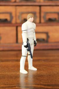 Original Vtg 1984 Star Wars Last 17 Luke Skywalker Stormtrooper w/ Weapon Kenner