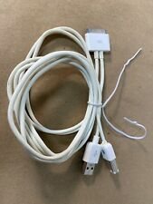 Apple iPod Dock Connector to USB 2.0 + FireWire (M9126G/A)