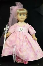 DOLL  CLOTHES TO FIT AMERICAN GIRL DOLL'S.princess.