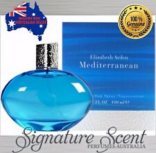 MEDITERRANEAN 100ml EDP By ELIZABETH ARDEN Womens Perfume..........New (BNIB)