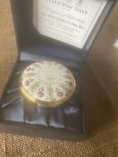 Halcyon Days Mothers Day 2020 Enamel Box