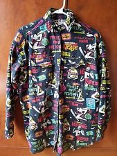 HYSTERIC GLAMOUR TEASE Rare Long Button Down Shirt from Japan