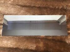 En acier inoxydable poli Boîte aux lettres plaque avant et arrière