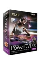 PowerDVD Ultra 20 | Windows | DVD Media Player Pre-activated Full Version