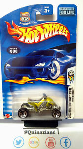Hot Wheels First Editions Sand Stinger 2003-038 (CP02)