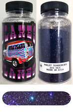 Blakes Metal Flake .015 Violet Tendencies Prismatic purple Hot Rod custom 2oz