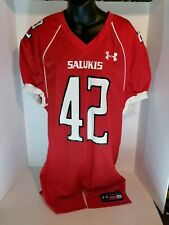 New Southern Illinois Salukis Under Armour Ua Football Football Jersey Large