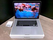 EXCELLENT 2015 MacBook Pro 15 RETINA / 3.4GHZ CORE i7 /...