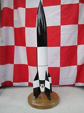 V-2 A4 Cohete cohete La Mujer En La Luna 1:24 Enorme / Avion / Aircraft / YAKAiR