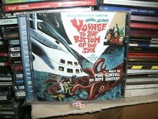 VOYAGE TO THE BOTTOM OF THE SEA,50TH ANNIVERSARY EDITION,FILM SOUNDTRACK