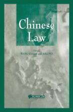 CHINESE LAW  Kluwer Law   Wang, Mo, Editors  *NEW*