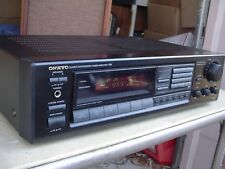 Onkyo TX 903 2 Channel Black Digital 60 Watt Stereo Receiver