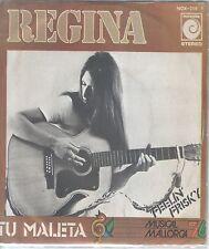"REGINA 7""PS Spain 1976 Tu maleta JUAN CARLOS CALDERON"