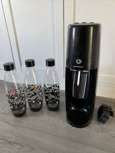 Sodastream Spirit One Touch Electric Sparkling Water Maker - used