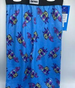 Boy's Size 8 Fortnite Comfy Sleep Pants Perfect For Your Gamer New