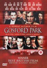 Gosford Park DVD New & Sealed 5017239140013